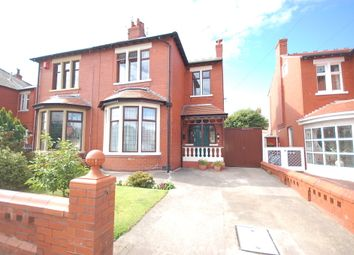 Thumbnail 3 bed semi-detached house for sale in St. Vincent Avenue, Blackpool
