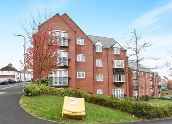 Thumbnail 2 bed flat for sale in Conduit House, Mill Lane, Evesham, Worcestershire