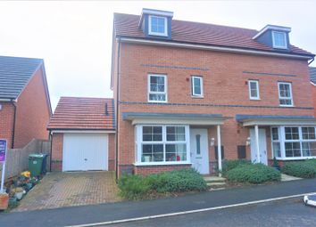 Thumbnail 4 bed town house for sale in Barmston Road, Washington