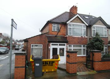 Thumbnail 3 bed semi-detached house for sale in Church Road, Heston, Hounslow