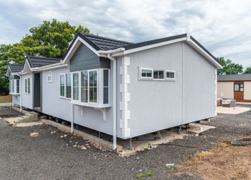 Thumbnail 2 bedroom mobile/park home for sale in Doddington Heights Park, Earls Ditton Lane, Hopton Wafers, Kidderminster