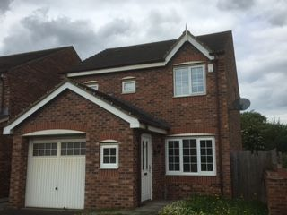 Thumbnail 3 bed detached house to rent in Riverbank Close, Keadby