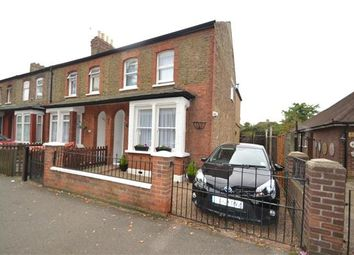 Thumbnail 3 bed end terrace house for sale in Staines Road, Bedfont, Feltham