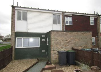 Thumbnail 3 bed end terrace house to rent in Robin Gardens, Waterlooville