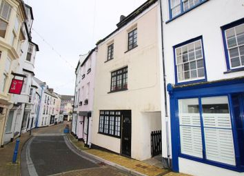 Thumbnail 3 bedroom terraced house to rent in Fore Street, Ilfracombe