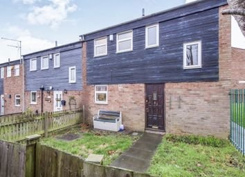 Thumbnail 3 bed end terrace house for sale in Harris Road, Leicester
