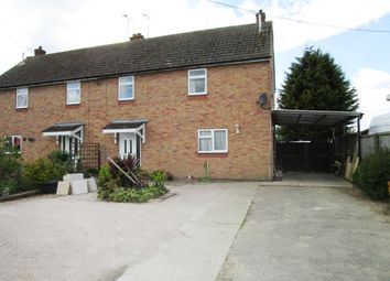 Thumbnail 3 bed semi-detached house for sale in Wick Road, Langham, Colchester