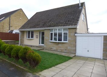 Thumbnail 4 bed detached bungalow for sale in Lowfield Crescent, Silsden, Keighley