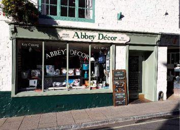 Thumbnail Retail premises for sale in Cheap Street, Sherborne