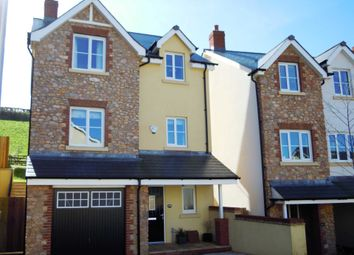 Thumbnail 4 bed detached house for sale in Charles Road, Kingskerswell, Newton Abbot