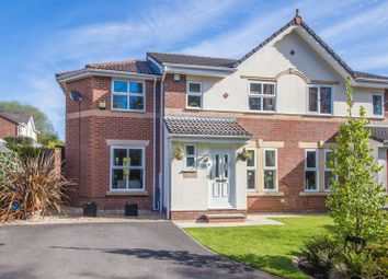 Thumbnail 4 bed semi-detached house for sale in Melling Way, Winstanley, Wigan