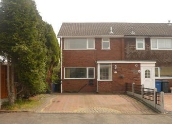 Thumbnail 3 bed property to rent in Newgate Street, Chasetown, Burntwood