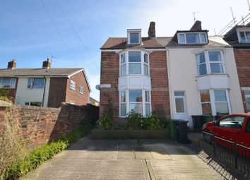 Thumbnail 3 bed end terrace house for sale in Great Western Terrace, Weymouth