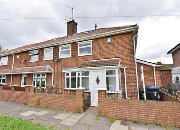 Thumbnail 2 bed end terrace house for sale in Barnford Walk, Park End, Middlesbrough
