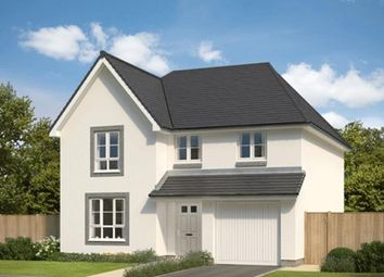 "Thumbnail 4 bedroom detached house for sale in ""Cullen"" at Appin Drive, Culloden"