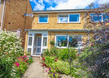 Thumbnail 3 bed semi-detached house for sale in Hertingfordbury Road, Hertford