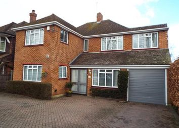 Thumbnail 4 bed detached house for sale in Mote Avenue, Maidstone, Kent, .