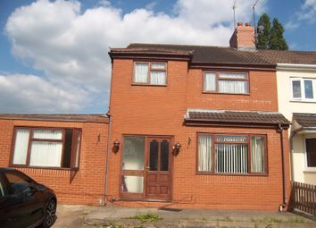 Thumbnail 3 bedroom semi-detached house to rent in Fordhouse Road, Wolverhampton