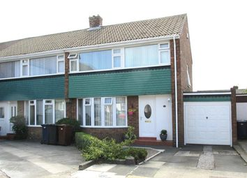 Thumbnail 3 bed semi-detached house for sale in Abbotside Place, Chapel House, Newcastle Upon Tyne