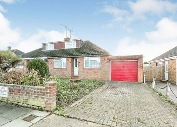 Thumbnail 3 bed bungalow for sale in High Drive, Basingstoke, Hampshire