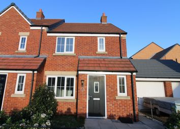 Thumbnail 3 bed terraced house to rent in Breakers Wharf, Fleetwood