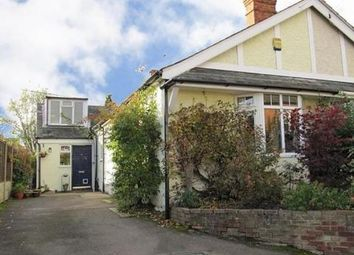 Thumbnail 3 bed semi-detached bungalow for sale in Cromwell Road, Ascot, Berkshire