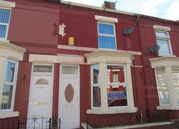 Thumbnail 3 bed terraced house to rent in Gidlow Road, Old Swan, Liverpool