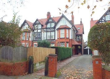 Thumbnail 2 bed flat to rent in Park Road, Wirral