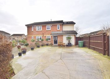 Thumbnail 3 bed detached house to rent in Savernake Road, Aylesbury