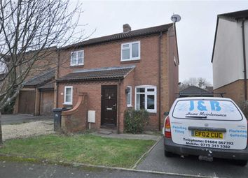 Thumbnail 2 bed semi-detached house to rent in Campion Drive, Malvern