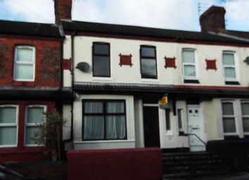 Thumbnail 3 bed terraced house to rent in Sherlock Lane, Wallasey, Wirral