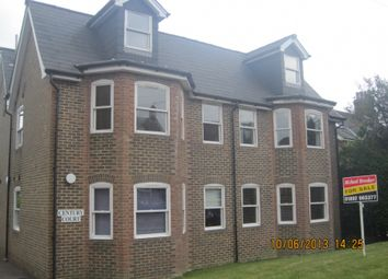 Thumbnail 2 bedroom flat to rent in Century Court, Queens Road, Crowborough