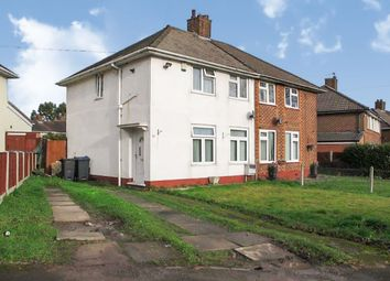 2 bed semi-detached house for sale in Gillscroft Road, Kitts Green, Birmingham B33