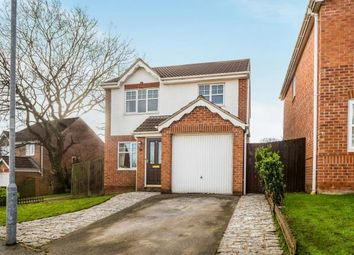 Thumbnail 3 bed detached house for sale in Forest Walk, Buckley, Flintshire