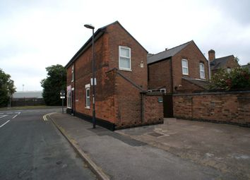 Thumbnail 1 bed flat to rent in Osmaston Road, Allenton, Derby