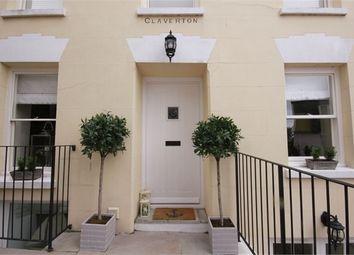 Thumbnail 3 bed terraced house for sale in La Rue Au Moestre, St Aubin, St Brelade
