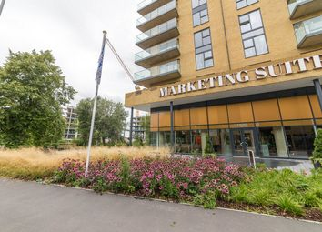 Thumbnail 2 bed flat for sale in Langley Square, Mill Pond Road, Dartford, Kent