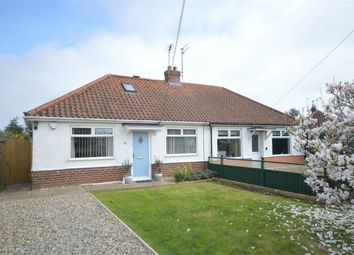 Thumbnail 3 bed semi-detached bungalow for sale in Thor Close, Thorpe St Andrew, Norwich