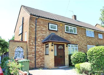 Thumbnail 3 bed semi-detached house to rent in Stanborough Avenue, Borehamwood, Hertfordshire