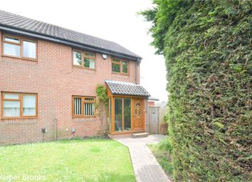 Thumbnail 3 bed semi-detached house for sale in Beavers Close, Guildford, Surrey