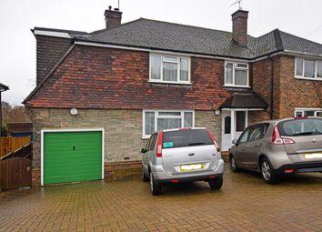 Thumbnail 4 bed semi-detached house for sale in Lonsdale Drive, Rainham