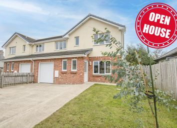 Thumbnail 4 bed semi-detached house for sale in 29A Albany Road, Peel, Isle Of Man