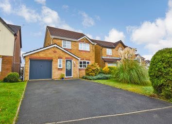 Thumbnail 3 bed detached house for sale in Ramson Close, Penpedairheol, Hengoed