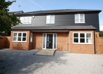 Thumbnail 4 bed detached house for sale in School Houses, School Lane, Orsett, Grays