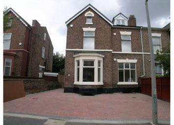 Thumbnail 2 bed flat to rent in 40 Carlton Road, Birkenhead