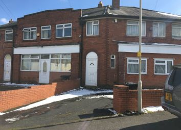 Thumbnail 1 bedroom flat to rent in Field Road, Dudley, West Midlands