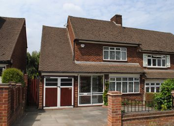 Thumbnail 3 bed semi-detached house for sale in Wingletye Lane, Hornchurch