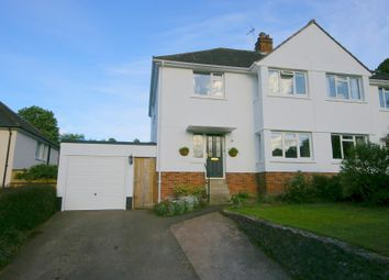 Thumbnail 3 bed semi-detached house for sale in Manor Road, Minehead