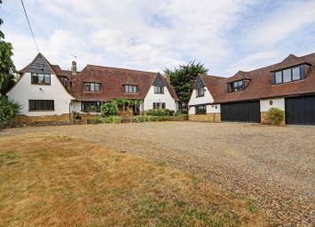 Thumbnail 6 bed detached house for sale in Staines Road, Laleham, Staines