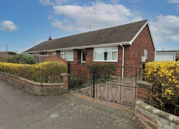 Thumbnail 2 bed semi-detached bungalow for sale in Fieldview, Norwich
